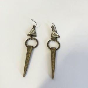 Unique Vintage Dangle Earrings